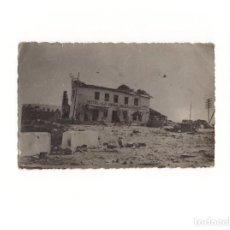 Cartoline: SEGOVIA.- PUERTO DE LOS LEONES. HOTEL RESTAURANTE PEÑA. DESTRUIDO DURANTE LA GUERRA CIVIL.. Lote 164858306