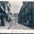 Postales: POSTAL PALENCIA 4 - CALLE DE DON SANCHO - ED ARRIBAS - CIRCULADA. Lote 165182410
