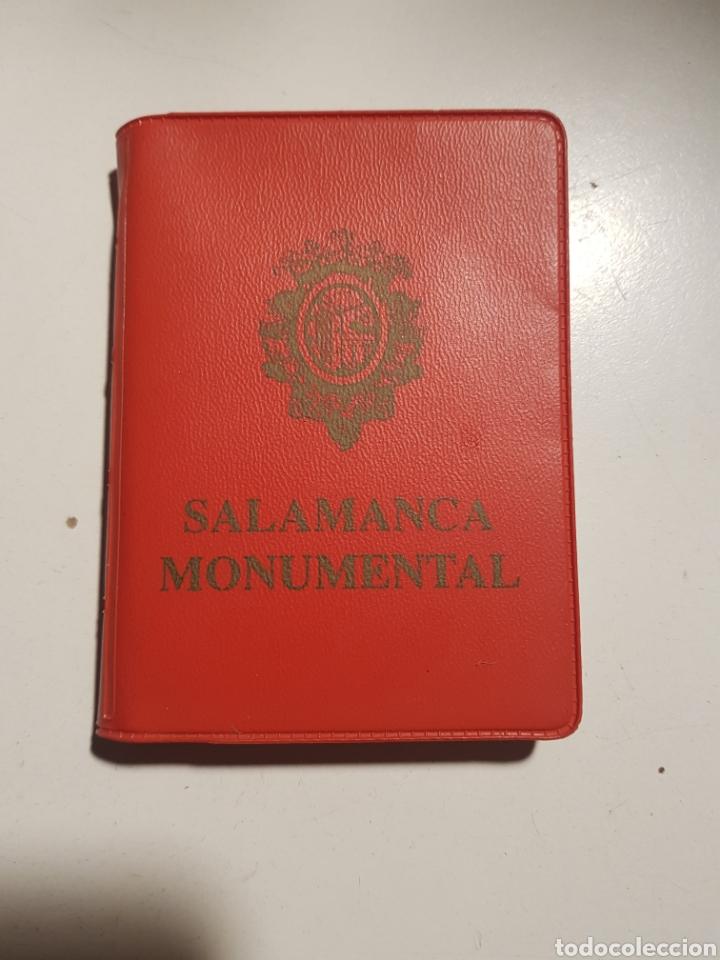 SALAMANCA MONUMENTAL POSTALES (Postales - España - Castilla y León Moderna (desde 1940))