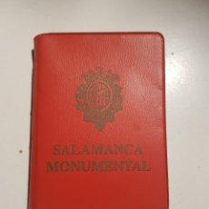 Postales: SALAMANCA MONUMENTAL POSTALES. Lote 165401528