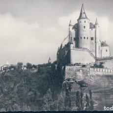 Postcards - POSTAL SEGOVIA - EL ALCAZAR - DOMINGUEZ 5 - 165530946