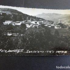 Postales: CANDELARIO SALAMANCA VISTA PARCIAL ED. FOTO MONTAGUT. Lote 165730638