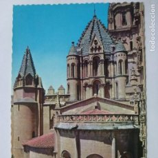 Cartes Postales: POSTAL. 10. SALAMANCA. CATEDRAL ANTIGUA. CIMBORRIO. ED. GARCÍA GARRABELLA. NO ESCRITA. . Lote 166278242
