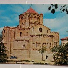 Postales: POSTAL ZAMORA TORO COLEGIATA. Lote 166426201