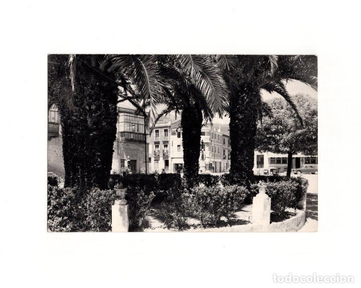 CANDELEDA.(ÁVILA).- GLORIETA DEL CASTILLO. (Postales - España - Castilla y León Antigua (hasta 1939))