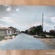 Cartes Postales: OSORNO, PALENCIA. AVENIDA CALVO SOTELO. ED SICILIA, ZARAGOZA. Lote 166544894