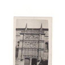 Postales: SALAMANCA.- PORTAL DE LA UNIVERSIDAD. 14 X 9 CM. Lote 166791970