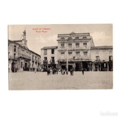 Postales: ALBA DE TORMES.(SALAMANCA).- PLAZA MAYOR.. Lote 167911764