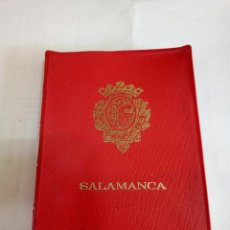 Postales: ÁLBUM DE POSTALES DE SALAMANCA. Lote 167969501