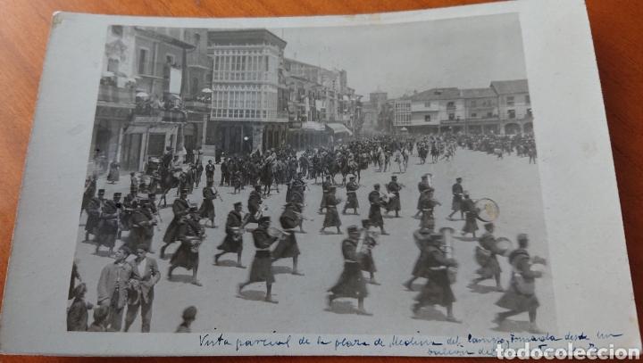 FOTO MEDINA DEL CAMPO, VALLADOLID, ORIGINAL, JOYA (Postales - España - Castilla y León Antigua (hasta 1939))