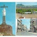 Postales: ARTESA DE SEGRE.- Nº 50, VISTA GENERAL. MONUMENTO AL SAGRADO CORAZÓN. JANOT. LÉRIDA- SIN CIRCULAR. Lote 168342076