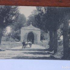 Postales: POSTAL BURGOS, CAMINO DE LA CARTUJA, EL ARCO LA VIEJA, HAUSER Y MENET. Lote 168507400