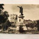 Postales: SALAMANCA. POSTAL NO.118, PLAZA DE COLÓN AL FONDO TORRE DEL CLAVERO. EDITA: ED. ARRIBAS (H.1950?). Lote 168598676