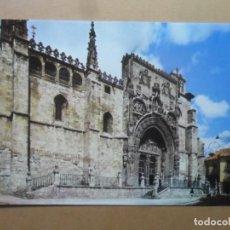 Postales: POSTAL - 3 - ARANDA DE DUERO (BURGOS) - IGLESIA DE SANTA MARIA - ED. VISTABELLA. Lote 168678136