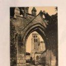 Postales: BURGOS. POSTAL ANIMADA NO.97, REAL MONASTERIO DE LAS HUELGAS. EDITA: HAUSER Y MENET. Lote 168702097