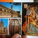 Postales: POSTAL LEON HOSTAL DE SAN MARCOS VIRGEN DEL CAMINO PATRONA DE LEÓN. Lote 168953844