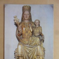 Postales: POSTAL - CARRION DE LOS CONDES (PALENCIA) - VIRGEN DEL CAMINO. Lote 169121624
