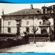 Postales: POSTAL DE ESPINOSA DE LOS MONTEROS ( BURGOS): PALACIO DE LOS MARQUESES DE LAS CUEVAS DE VELASCO DE Q. Lote 169213184