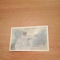 Postales: POSTAL ÁVILA IGLESIA DE SAN VICENTE. G.H.ALSINA MADRID SIN CIRCULAR. Lote 169262328
