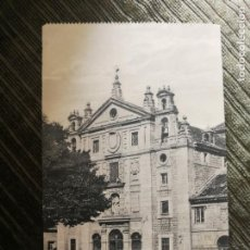Postales: ANTIGUA POSTAL DE ÁVILA. LA SANTA. CONVENTO DE PP. CARMELITAS. DÓNDE NACIÓ SANTA TERESA.. Lote 169301504