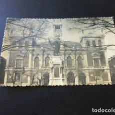 Postales: VALLADOLID MONUMENTO AL CONDE ANSUREZ. Lote 169727308