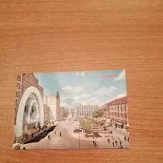 Postales: POSTAL VALLADOLID PLAZA ESPAÑA IGLESIA DE NTRASRA. DE LA PAZ SIN CIRCULAR. Lote 169977352