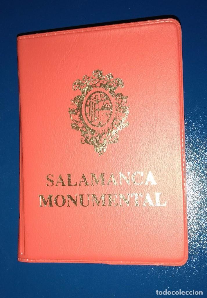 LIBRO DE POSTALES DE SALAMANCA MONUMENTAL (Postales - España - Castilla y León Moderna (desde 1940))