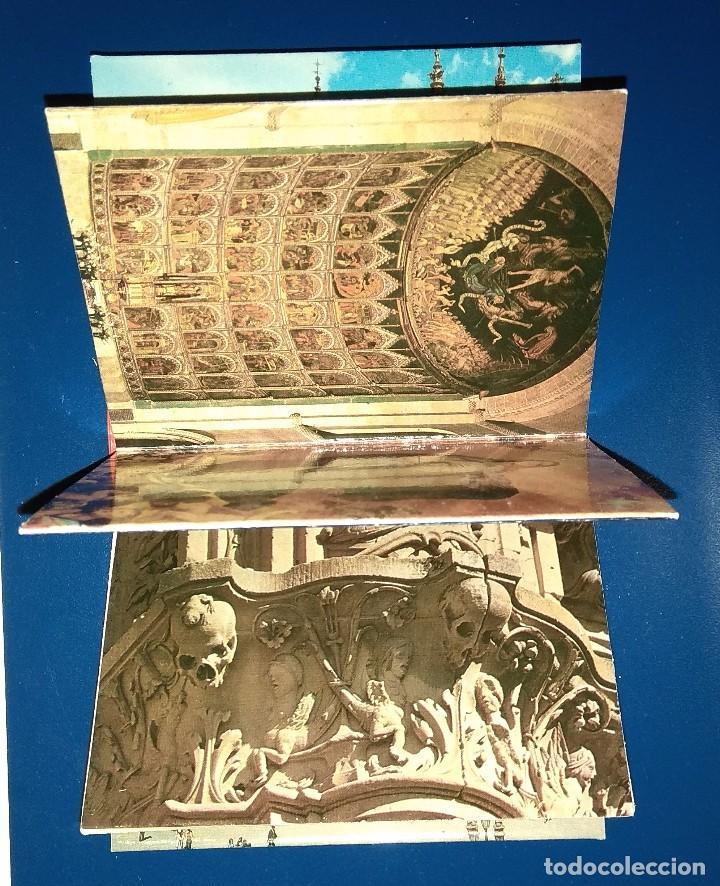 Postales: LIBRO DE POSTALES DE SALAMANCA MONUMENTAL - Foto 3 - 170009716