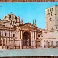 Postales: ZAMORA - CASTILLO Y CATEDRAL. Lote 171194498