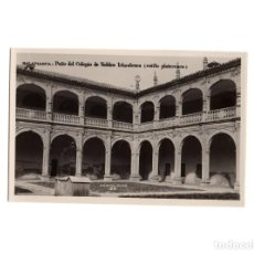 Postales: SALAMANCA.- PATIO DEL COLEGIO DE LOS IRLANDESES. ESTILO PLATERESCO. . Lote 171434399