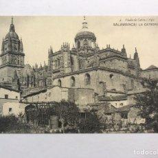 Postais: SALAMANCA. POSTAL NO.4, LA CATEDRAL. (H.1930?) EDITA: FOTOTIPIA DE HAUSER Y MENET. Lote 171465420