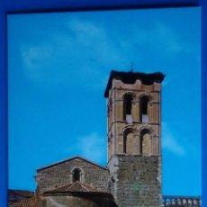 Postales: POSTAL 69 SEGOVIA IGLESIA ROMÁNICA DE SAN JUSTO ED ARRIBAS. Lote 171677284