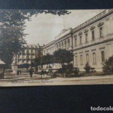 Postales: BURGOS AUDIENCIA TERRITORIAL ED. VIUDA DE ONTAÑON. Lote 180104358