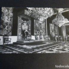 Postales: LA GRANJA SEGOVIA PALACIO REAL SALON DEL TRONO. Lote 172055663