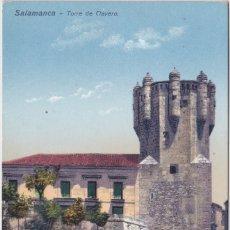 Postais: SALAMANCA - TORRE DE CLAVERO. Lote 172917457