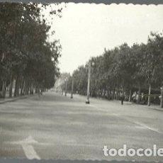 Postales: ANTIGUA POSTAL 43 VALLADOLID CAMPO GRANDE PASEO CENTRAL ESCRITA DARVI. Lote 172966198