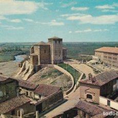 Postales: PALENCIA CARRION DE LOS CONDES PANORAMICA DE NTRA. SRA. DE BELEN ED. SICILIA Nº 4 AÑO 1966. Lote 173149980
