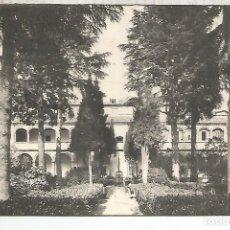 Postales: AVILA CONVENTO SANTO TOMAS ESCRITA 1928. Lote 173462937