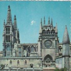 Postales: POSTALES POSTAL BURGOS AÑOS 60. Lote 173628732