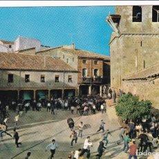 Postales: ZAMORA BENAVENTE FIESTA DEL TORO ENAMORADO ED. ALCE FOTO COLLADA Nº 163 AÑO 1967. Lote 173895457