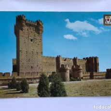 Postales: MEDINA DEL CAMPO (VALLADOLID) POSTAL NO.5, CASTILLO DE LA MOTA. EDITA: A. SUBIRATS (H.1860?). Lote 174028515