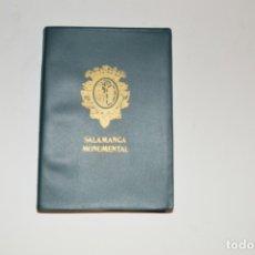 Postales: SALAMANCA MONUMENTAL - 18 POSTALES EN ACORDEÓN - CON FUNDA. Lote 174146472