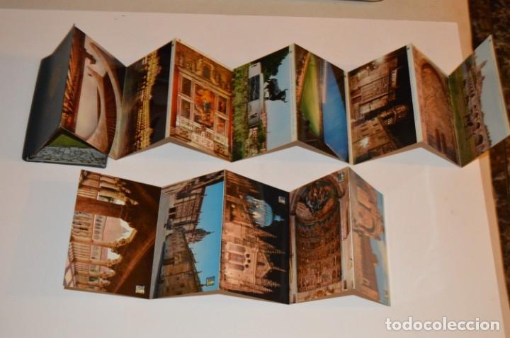 Postales: SALAMANCA MONUMENTAL - 18 POSTALES EN ACORDEÓN - CON FUNDA - Foto 3 - 174146472
