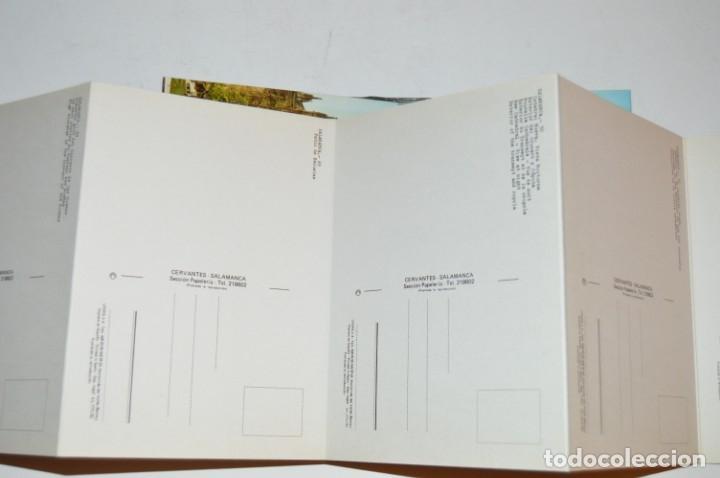 Postales: SALAMANCA MONUMENTAL - 18 POSTALES EN ACORDEÓN - CON FUNDA - Foto 5 - 174146472