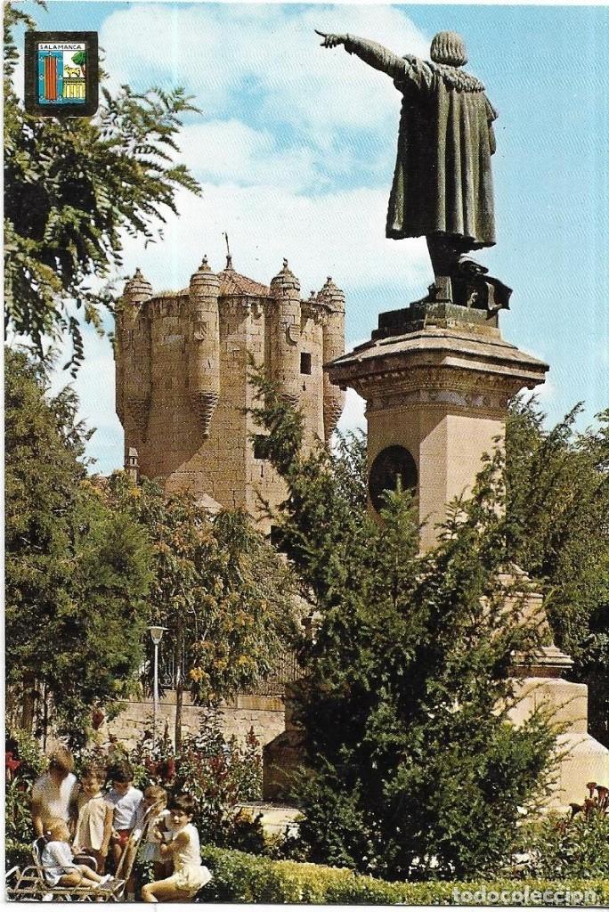 == Z1534 - POSTAL - SALAMANCA - TORRE DEL CLAVERO (Postales - España - Castilla y León Moderna (desde 1940))