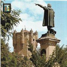 Postales: == Z1534 - POSTAL - SALAMANCA - TORRE DEL CLAVERO. Lote 174409350