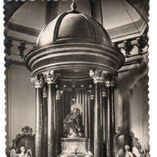 Cartes Postales: POSTAL DE VALLADOLID - IGLESIA DE LAS ANGUSTIAS - ALTAR DE NTRA. SRA. DE LAS ANGUSTIAS. Lote 174972199