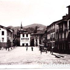 Postales: VILLAFRANCA DEL BIERZO (LEON) - PLAZA MAYOR. Lote 175102767