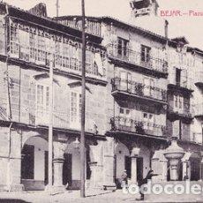 Postales: BEJAR ( SALAMANCA) - PLAZUELA DE LA PIEDAD. Lote 175182139