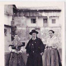 Postales: LA ALBERCA ( SALAMANCA) - TIPOS ALBERCANOS. Lote 175182230